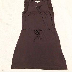 Loft Plum Dress